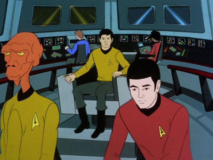 Star Trek The Animated Series: Beyond the Farthest Star