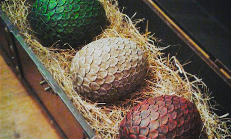 Dragon Eggs