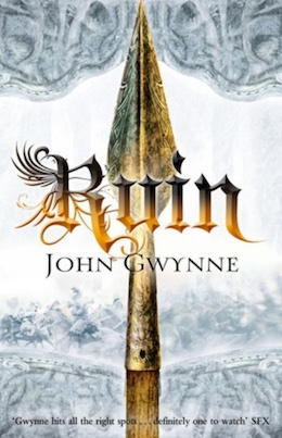 Ruin by John Gwynne