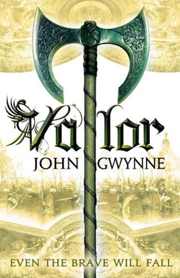 Valor by John Gwynne