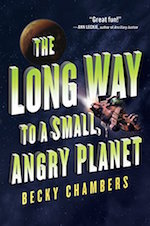 Long Way to a Small Angry Planet robot rights Becky Chambers