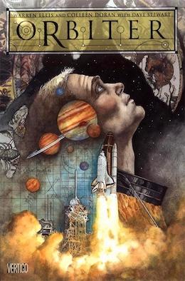 Orbiter by Warren Ellis and Colleen Doran