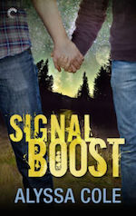 Signal Boost Alyssa Cole Off the Grid trilogy