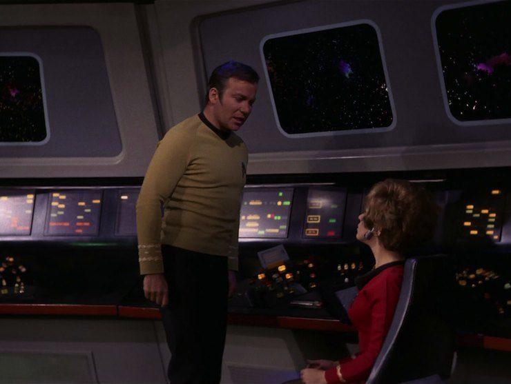 Star Trek, the original series, season 3, The Turnabout Intruder