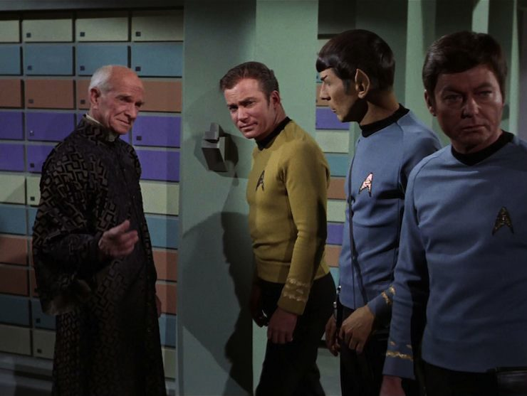 Star Trek, the original series, season 3, All Our Yesterdays