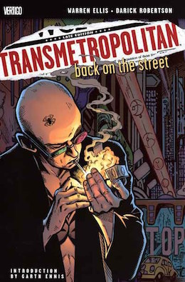 Transmetropolitan by Warren Ellis