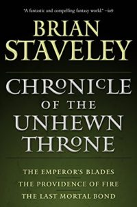 Chronicle of the Unhewn Throne ebook