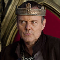 THIS IMAGE IS NOT FOR PUBLICATION UNTIL TUESDAY 8th SEPTEMBER, 2009 Picture shows: Uther (ANTHONY HEAD) TX: BBC ONE WARNING: Use of this copyright image is subject to the terms of use of BBC Pictures' BBC Digital Picture Service. In particular, this image may only be published in print for editorial use during the publicity period (the weeks immediately leading up to and including the transmission week of the relevant programme or event and three review weeks following) for the purpose of publicising the programme, person or service pictured and provided the BBC and the copyright holder in the caption are credited. Any use of this image on the internet and other online communication services will require a separate prior agreement with BBC Pictures. For any other purpose whatsoever, including advertising and commercial prior written approval from the copyright holder will be required.