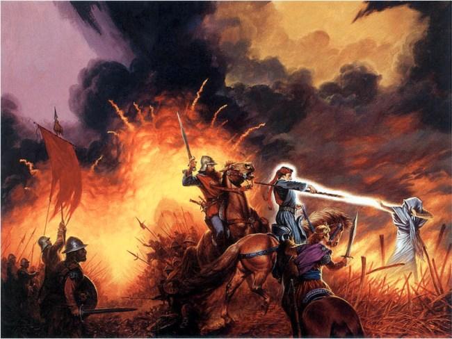 fantasy worlds of L.E. Modesitt Jr. Recluce