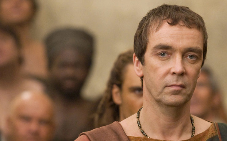 Spartacus: Gods of the Arena 2011; Episode 1