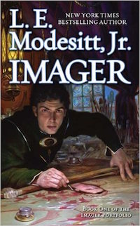 fantasy worlds of L.E. Modesitt Jr. Imager Portfolio