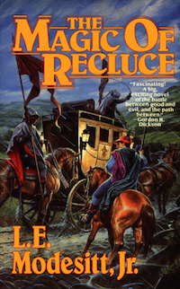 The Magic of Recluce L.E. Modesitt Jr Saga of Recluce