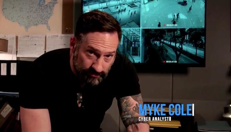 Myke Cole