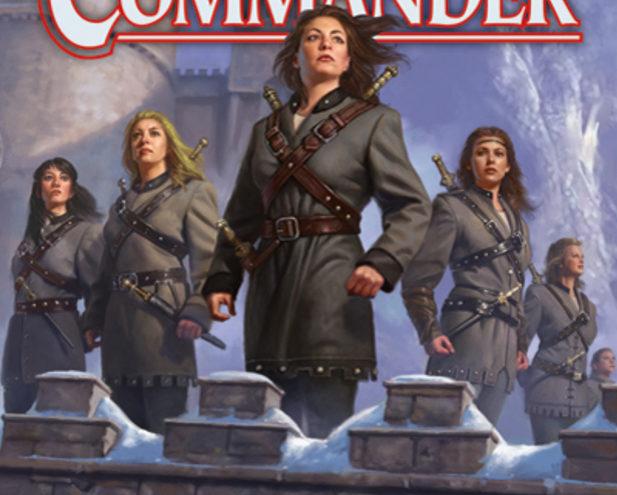 Saga of Recluce Saryn Arms-Commander L.E. Modesitt Jr.