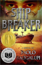 Ship Breaker adaptation Paolo Bacigalupi Paul Haggis
