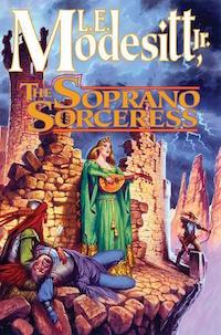many fantasy worlds of L.E. Modesitt The Soprano Sorcereress Spellsong Cycle