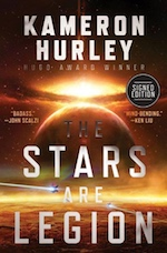 The Stars Are Legion Kameron Hurley