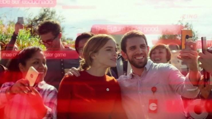 The Circle trailer Emma Watson Patton Oswalt John Boyega Tom Hanks
