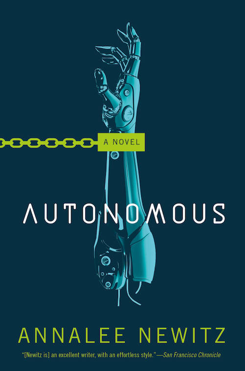 Autonomous cover reveal, Will Staehle