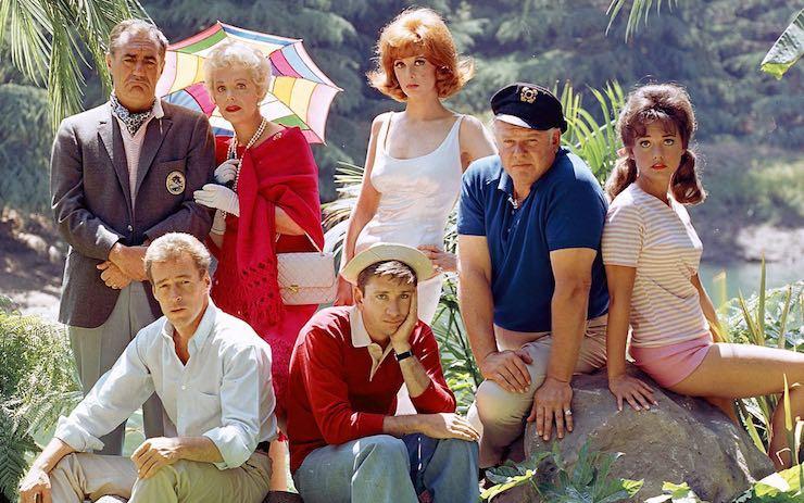 Gilligan's Island crew