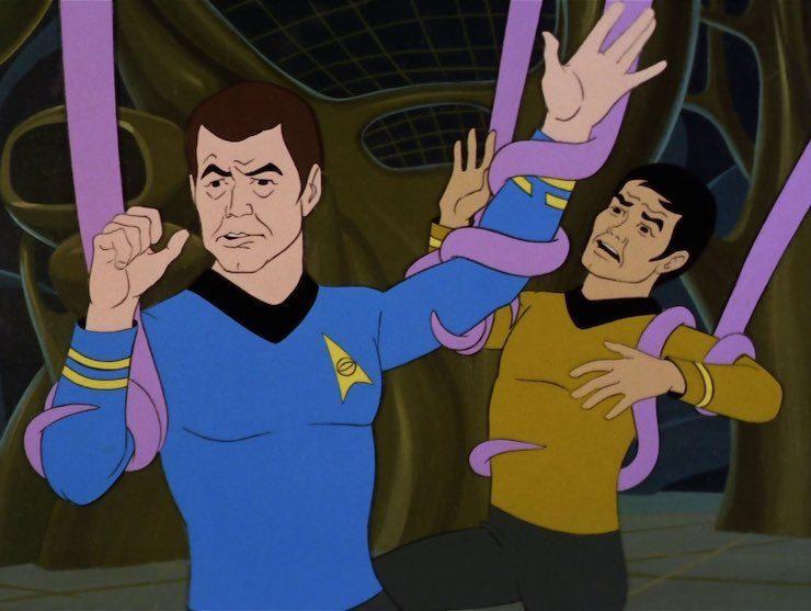 Star Trek, the Animated Series, The Infinite Vulcan