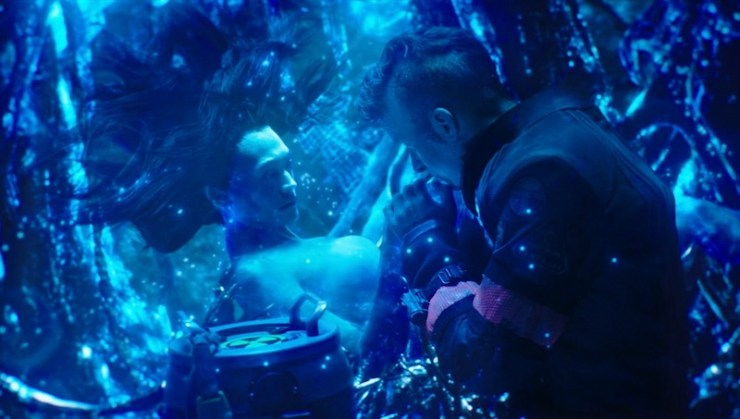 The Expanse—Miller's fairy tale ending