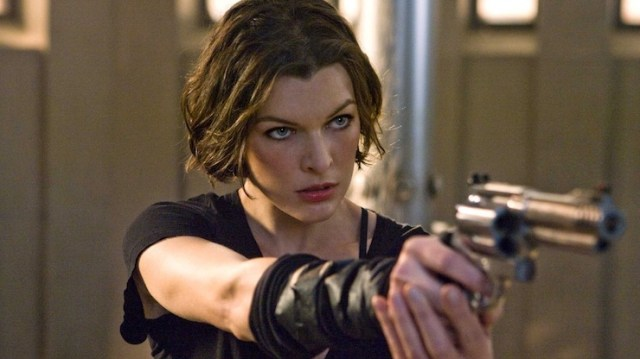 From Alice To Zombies Rewatching The Resident Evil Movies Tor Com