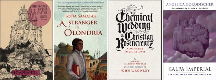 Irresistible Books: Small Presses in Science Fiction and