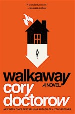 Walkaway cover by Cory Doctorow
