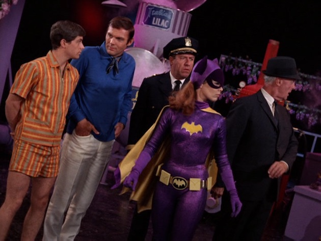 "Batman rewatch ""Louie's Lethal Lilac Time"""