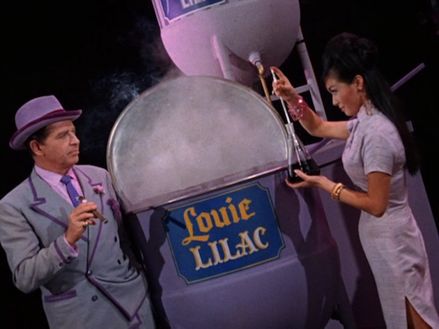 """Batman rewatch """"Louie's Lethal Lilac Time"""""""