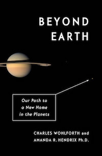 Beyond Earth book cover