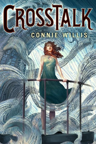 Crosstalk Connie Willis Subterranean Press new cover