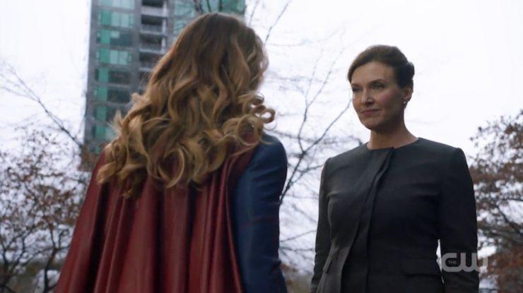 She Said She Said Supergirl Luthors Tor Com