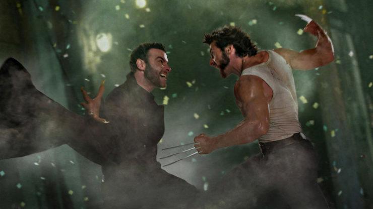 X-Men Origins: Wolverine Sabretooth fight vengeance