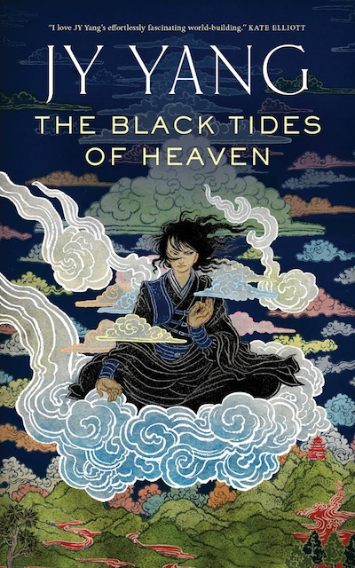 Black Tides of Heaven JY Yang