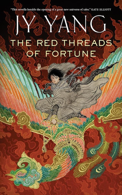 The Red Threads of Fortune JY Yang