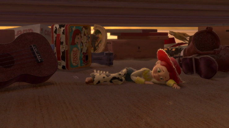 Even Toys Have Responsibilities Character Growth In Toy Story 2
