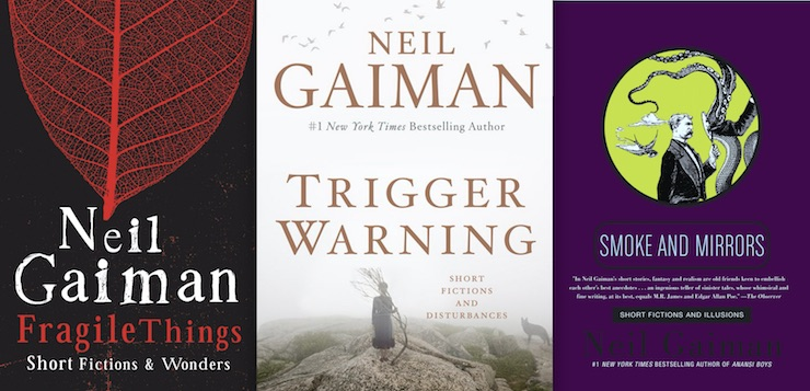 Neil Gaiman short fiction
