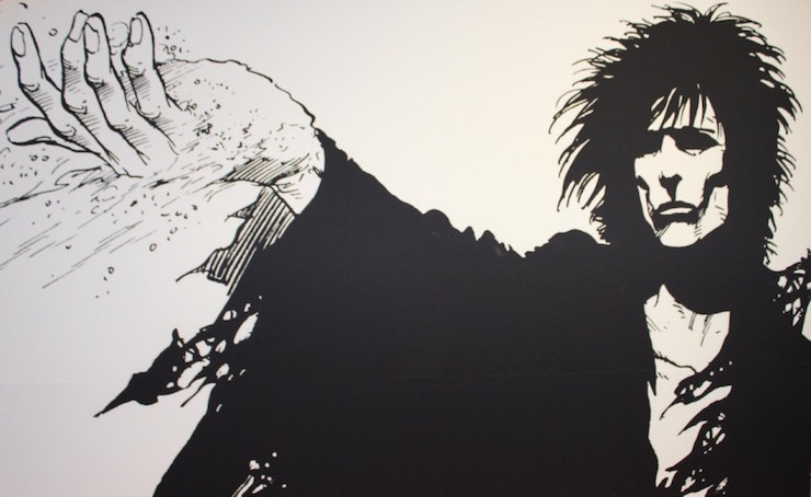 Neil Gaiman, The Sandman
