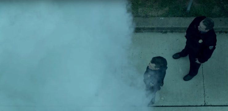 The Mist television adaptation