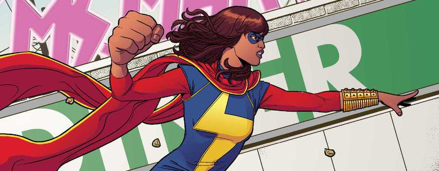 """Let's Talk About Marvel Comics, the """"Diversity Doesn't Sell"""" Myth"""