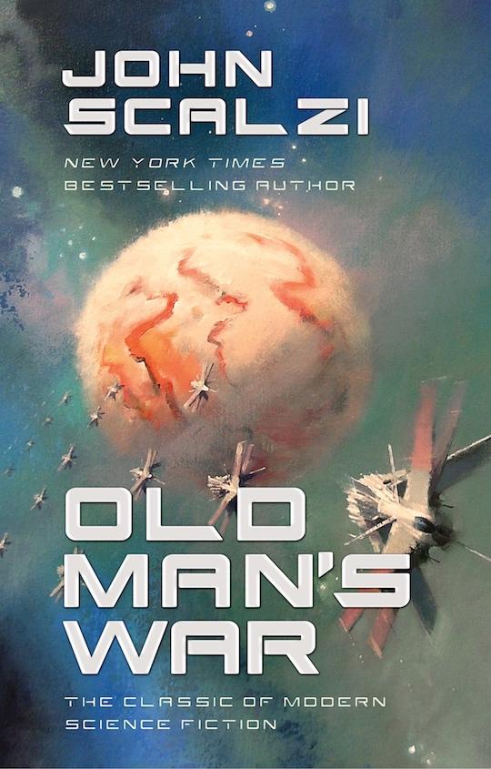 Old Man's War John Scalzi