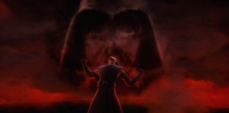 Anaking Skywalker, Clone Wars, Season 3, Ghosts of the Mortis