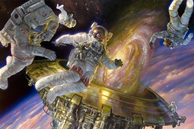 Chesley Award nominees Donato Giancola Portal Illuxcon