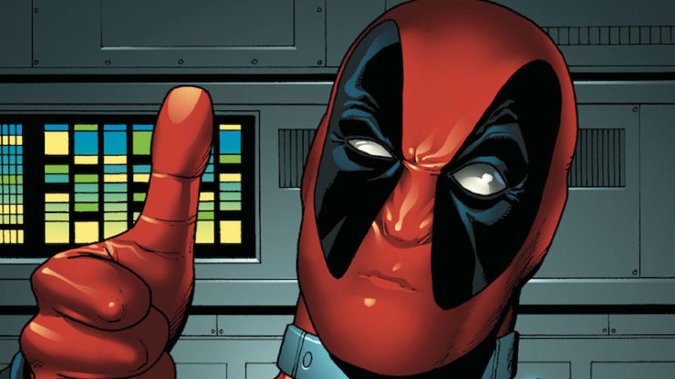 Deadpool animated series TV adaptation