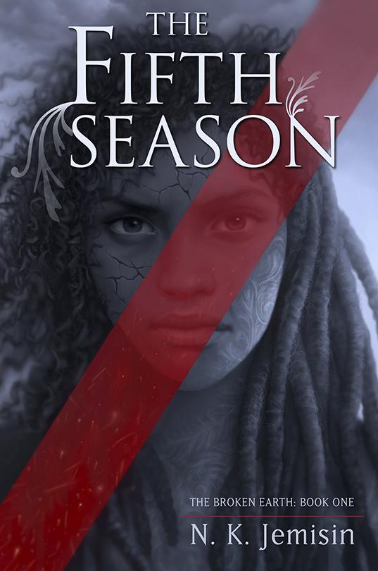 The Fifth Season N.K. Jemisin Subterranean Press limited edition cover