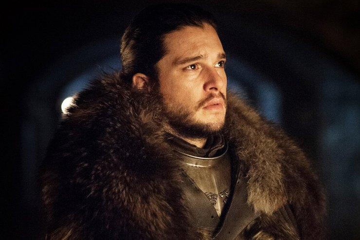 Game of Thrones season 7 photos Jon Snow