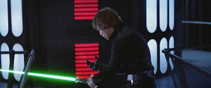 Luke Skywalker, Star Wars: Return of the Jedi