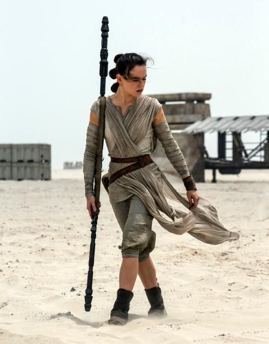 Rey, Star Wars, fashion